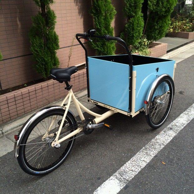 http://cyclespot.co.jp/lecyc/koubou/christiania-bikes/christiania-bikes-クリスチャニアバイクス 入荷しました。/