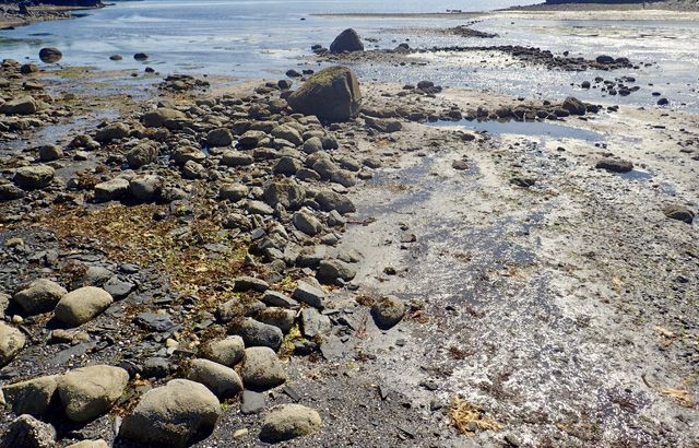dig it find it old: Ancient Fish Trap Discovered in Alaska