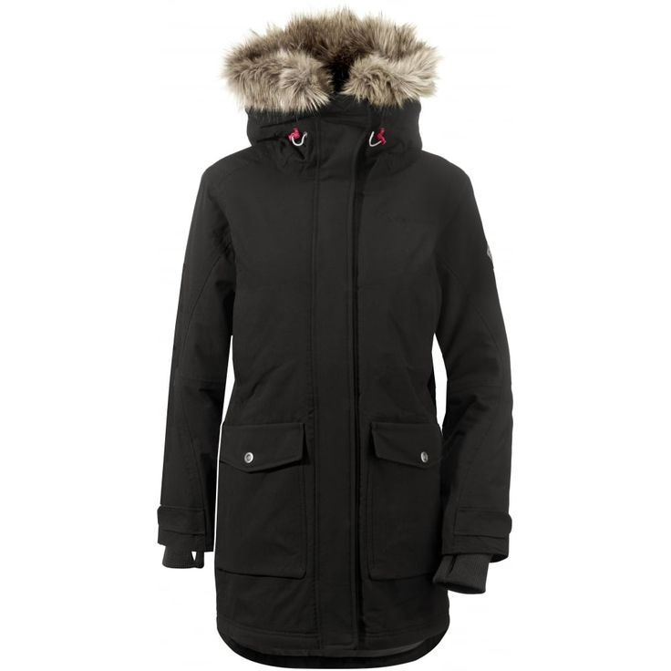 Didriksons Vega Ladies Parka - Jackets & Gilets from Country House Outdoor UK