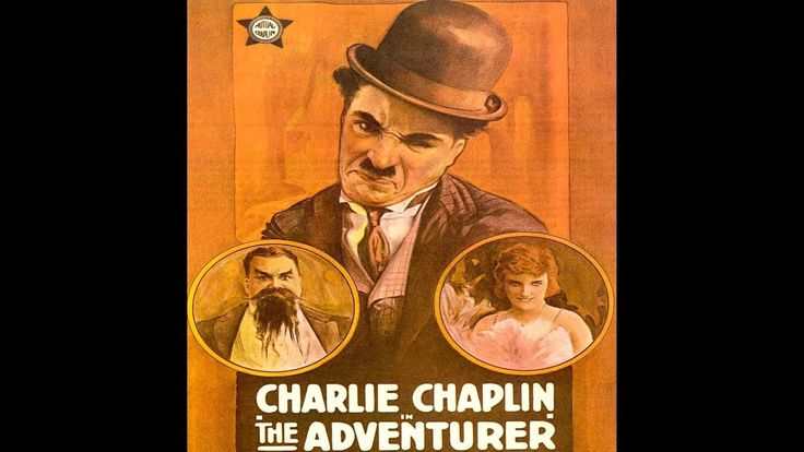 """Charlie Chaplin - """"The Adventurer"""" Full movie {Enhanced Edition}  The Adventurer is a 1917 American silent comedy short. Chaplin plays an escaped convict on the run from prison guards. He falls into favor with a wealthy family after he saves a young lady (Edna Purviance) from drowning, but her suitor (Eric Campbell) does everything he can to have Chaplin apprehended by the officials."""