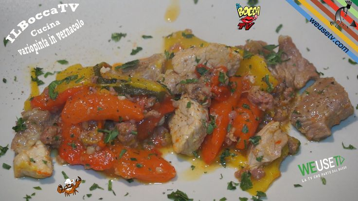 #Stufato di #maiale con #peperoni...è finito in du' #bocconi! #tuscanyrecipes #toscana