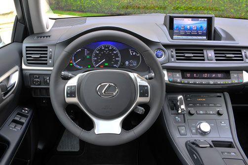 2012 Lexus CT 200h Hybrid