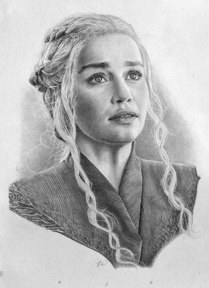 My girlfriend's art, one of the most amazing drawing I've ever seen. I'm so proud of her