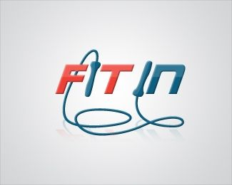 Amazingly Clever Gym and Fitness Logos