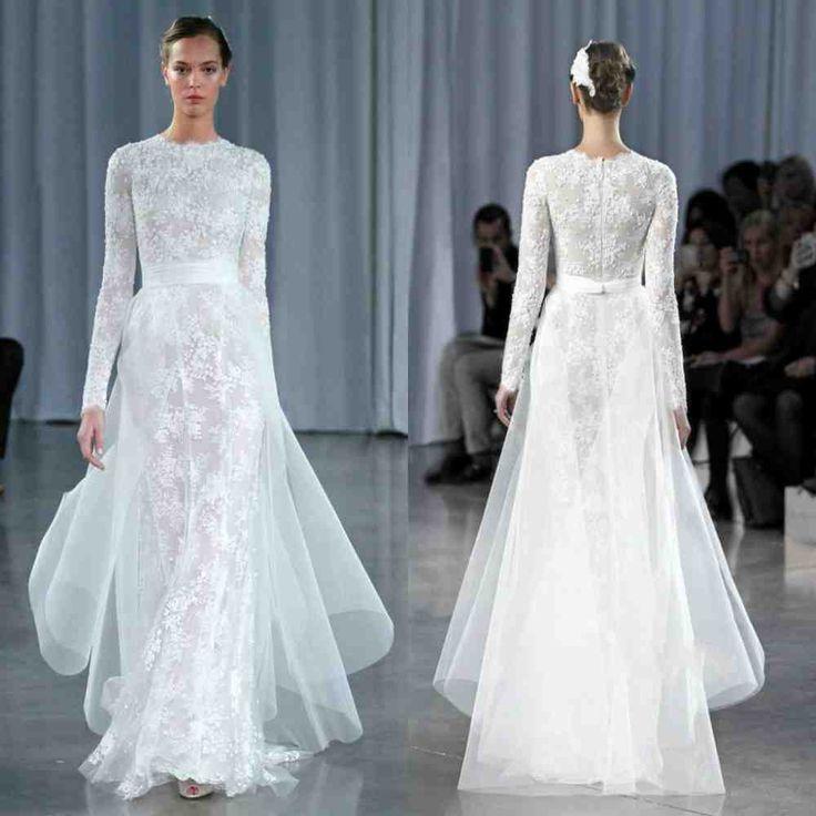 11 best monique lhuillier wedding dresses images on for Monique lhuillier bridal designers