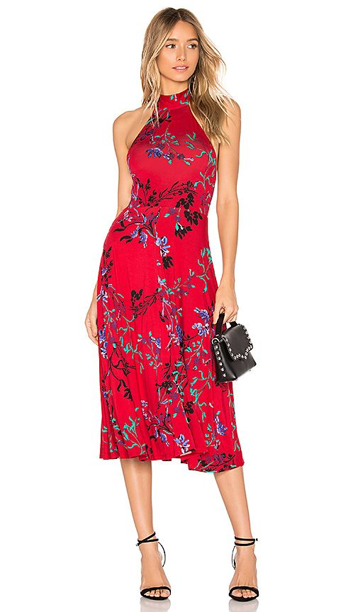 4a8db4f9a7 House of Harlow 1960 x REVOLVE Carla Dress in Red Fleur   REVOLVE ...