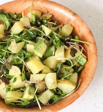 Potato Salad with Zesty Lemon Vinaigrette | EarthFresh