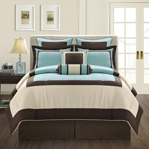 Fashion Street Gramercy Bedding Comforter Set
