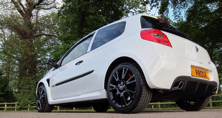 Clio 197 Cup