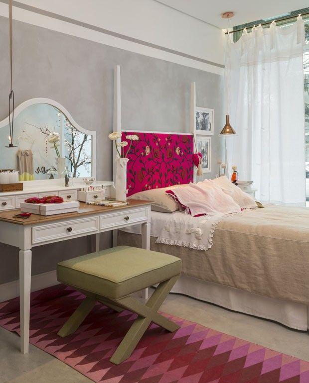 Mostra de quartos da marca Quartos ETC (Foto: Evelyn Müller / divulgação)