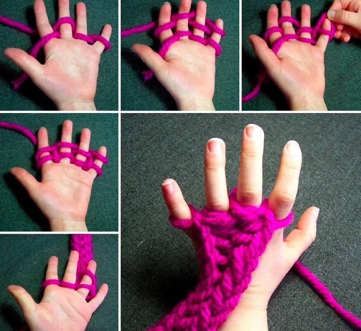 Apprendre à tricoter avec les doigts, une activité ludique et créative pour les…