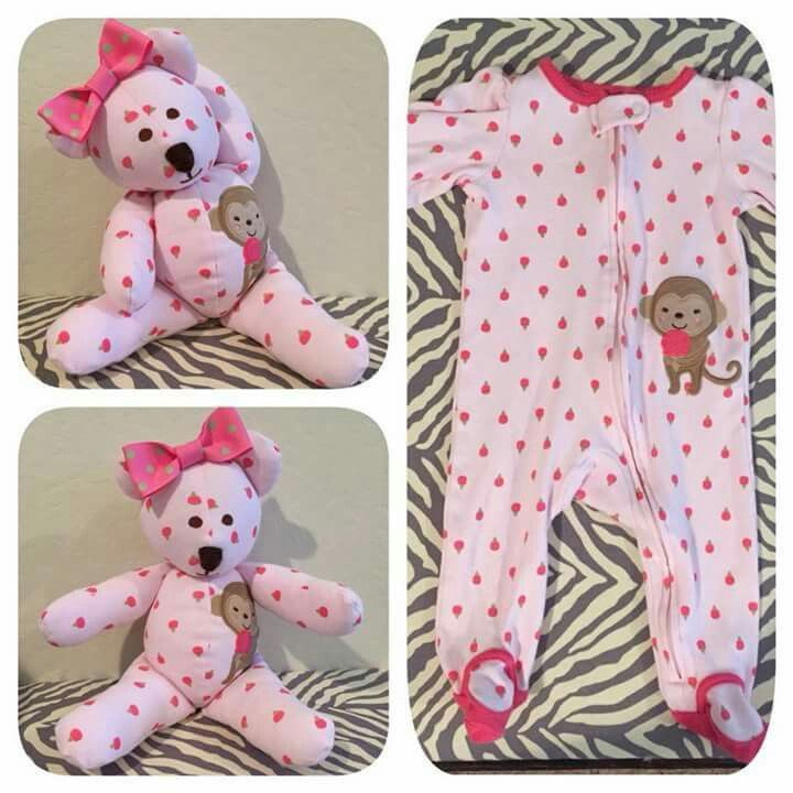 Ohhemmgeee after I finally got rid of her newborn onsie. Welp future child, this one is for you!! <3