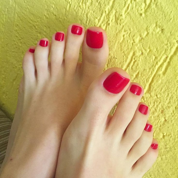 Dynamic Views Very Beautiful And Preity Nails Art Red: 481 Best Bare Foot Images On Pinterest