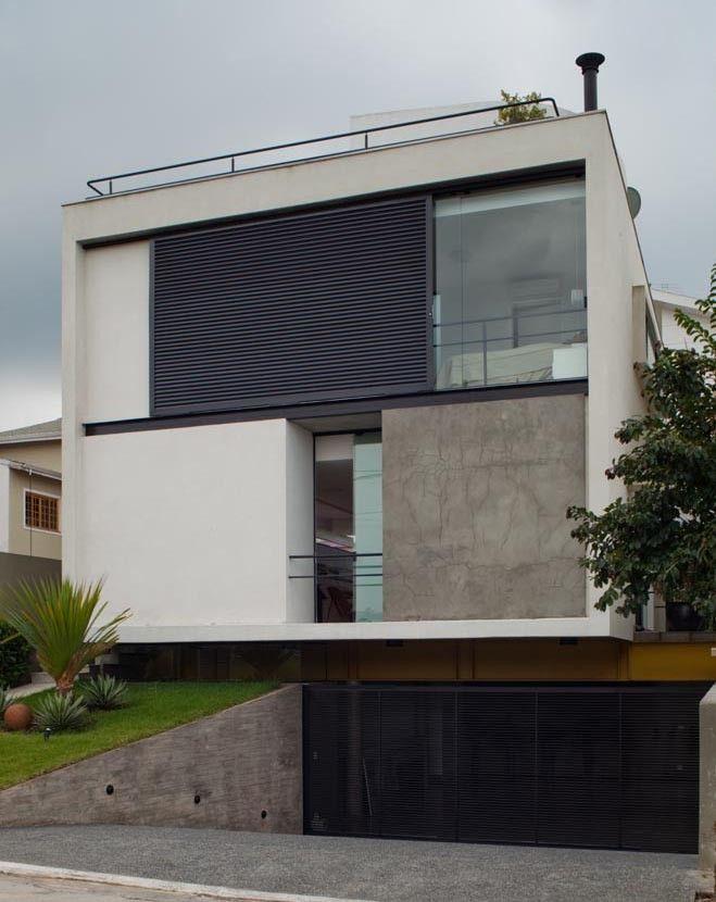 276 melhores imagens de residencial uni no pinterest - Maison mirante do horto par flavio castro ...