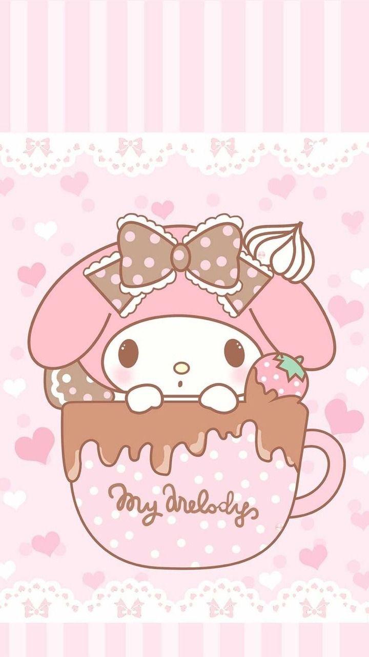 Cute Vintage Toys Kawaii Pastel Fairy Kei My Melody Wallpaper Hello Kitty Wallpaper Melody Hello Kitty