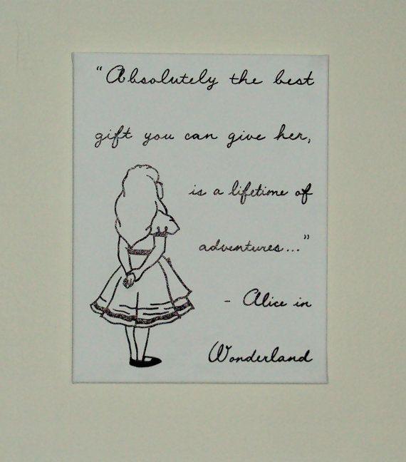 Disney Alice In Wonderland Quote: Characters Alice In Wonderland Quotes. QuotesGram