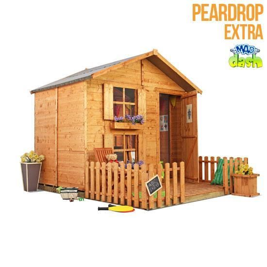 The BillyOh Mad Dash 4000 Peardrop Playhouse Collection