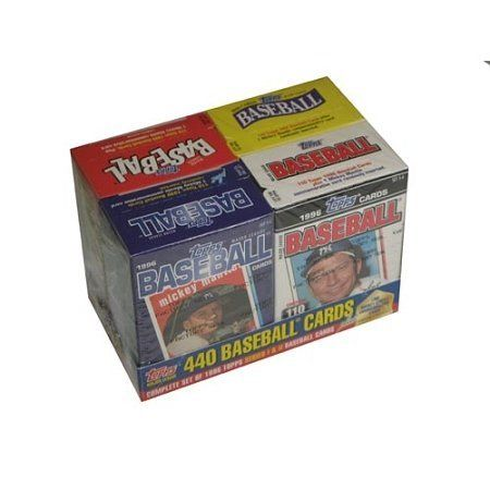 1996 Topps Baseball Cards Unopened Factory Set (box) by Topps. $43.95. Key Rookies in Set:   Shane Spencer Raul Ibenez Matt Morris Randy Winn Sean Casey Jarrod Washburn