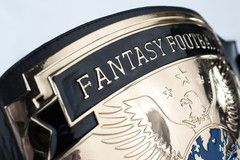 Fantasy Football Belt Trophy