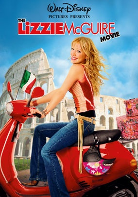 The Lizzie McGuire Movie - I will watch this on the next plane ride I take to Italy:)