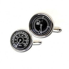 Cufflinks; for the dapper car lover more than likely whoever I marry will appreciate these