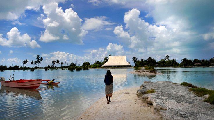 Az egyik első ország, ami eltűnik a globális felmelegedés miatt http://www.nlcafe.hu/utazas/20140703/viz-alatt-eles-rekord-fabien-cousteau/
