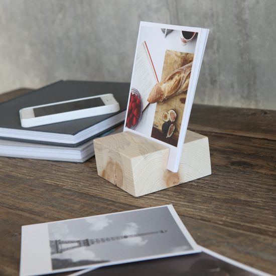 8 best wood stands images on pinterest card holder wood and wood block prints reheart Images