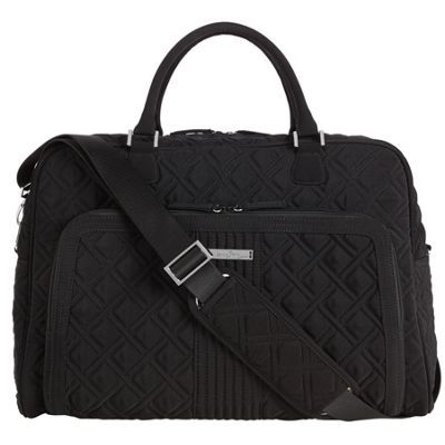 Weekender Travel Bag - I like this in either Black or Navy. a Monogram would be cute!