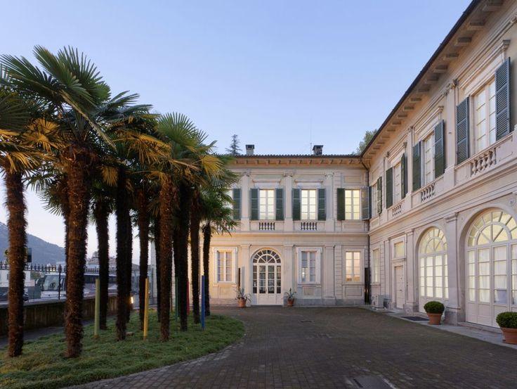 Villa Salazar | Como #lakecomoville