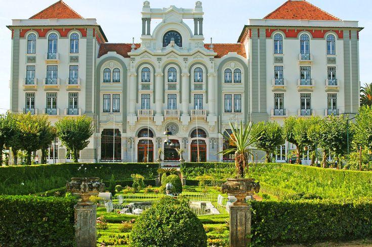 vidago palace hotel portugal bussaco hotel portugal