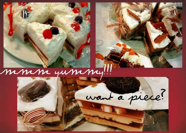 Sweet Soap by AST PRODUCTS. No ordinary soaps for no ordinary moments!!! www.astproducts.gr