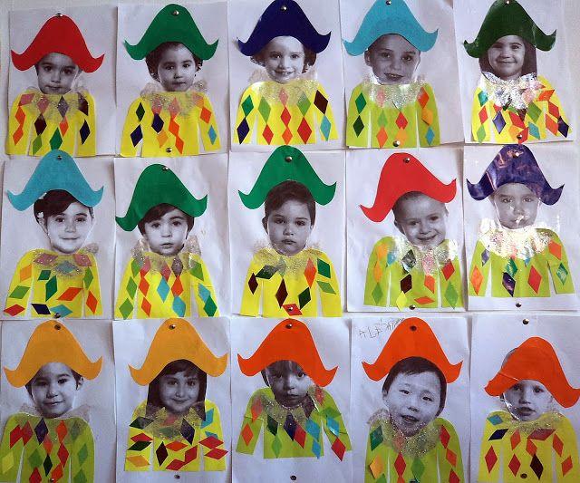 Mis cositas de infantil: NUESTRA PEQUEÑA EXPOSICIÓN