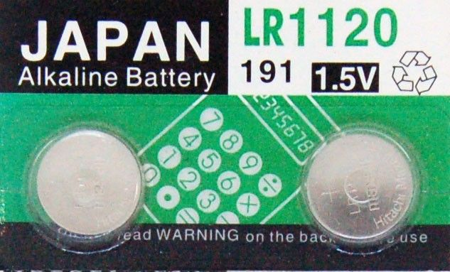 Check out our Alkaline LR and High Voltage Range LR1120 at http://watch-batteries-australia.com.au/index.php/watch-batteries/alkaline-lr-range/lr1120.html  Enjoy a flat rate shipping of only AUD$1.50 on all orders!!!  #WatchBatteriesAustralia #WatchBattery #WatchBatteryReplacement #AlkalineLRandHighVoltageRange #AlkalineWatchBattery #AlkalineLRandHighVoltageRangeLR1120 #LR1120