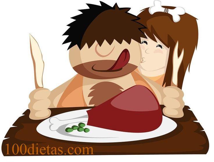 menu dieta paleo