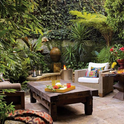 best 20 tropical patio ideas on pinterest tropical