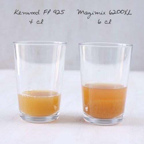 Test de centrifugeuses (Séverin, Russell Hobbs, Magimix) – Partie 1