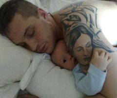 Hot Guys with Babies   List of Celebs With Their Kids (Page 10)