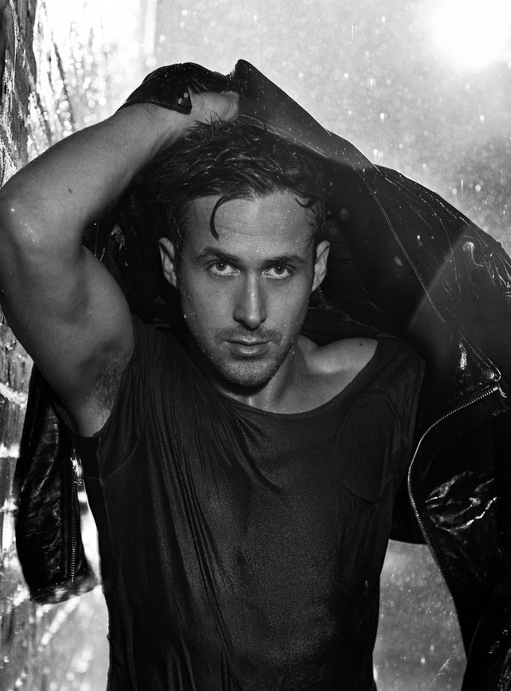 Ryan Gosling by Mikael Jansson for Interview Magazine, 2011