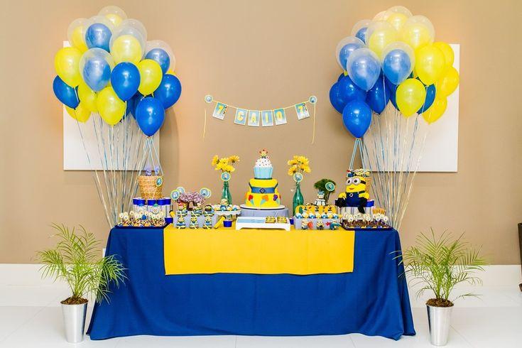Tema para festa de aniversário: Meu Malvado Favorito - Crescer | Temas