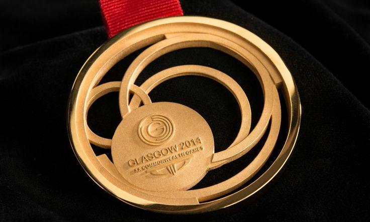 Glasgow 2014 Medal