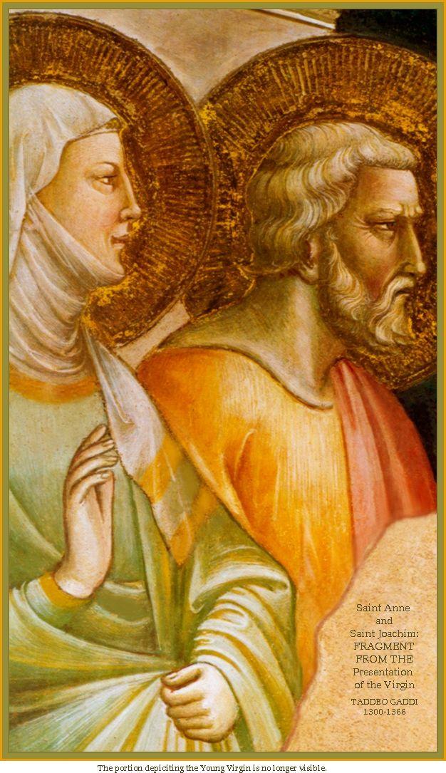 Saint Anne and Saint Joachim