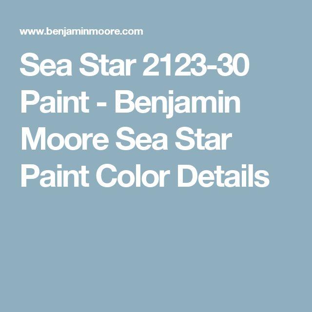 sea star 2123 30 paint benjamin moore sea star paint color details