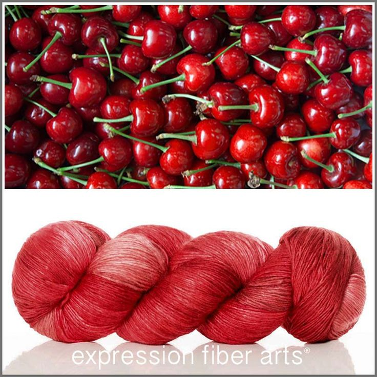 Expression Fiber Arts, Inc. - CHERRY SUPERWASH MERINO SILK PEARLESCENT FINGERING, $30.00 (http://www.expressionfiberarts.com/products/cherry-superwash-merino-silk-pearlescent-fingering.html)