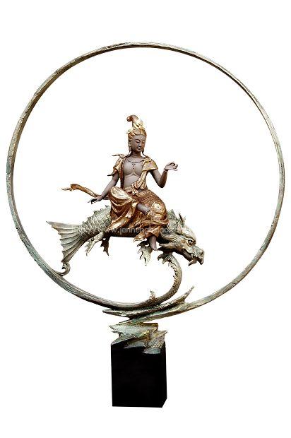 - Image of Buddha series work