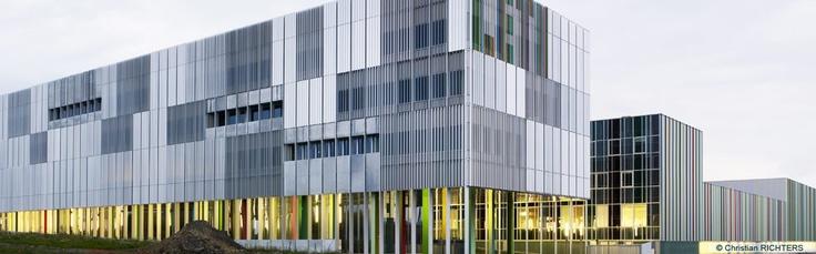 CETI Centre Européen des Textiles Innovants Roubaix-Tourcoing-Wattrelos
