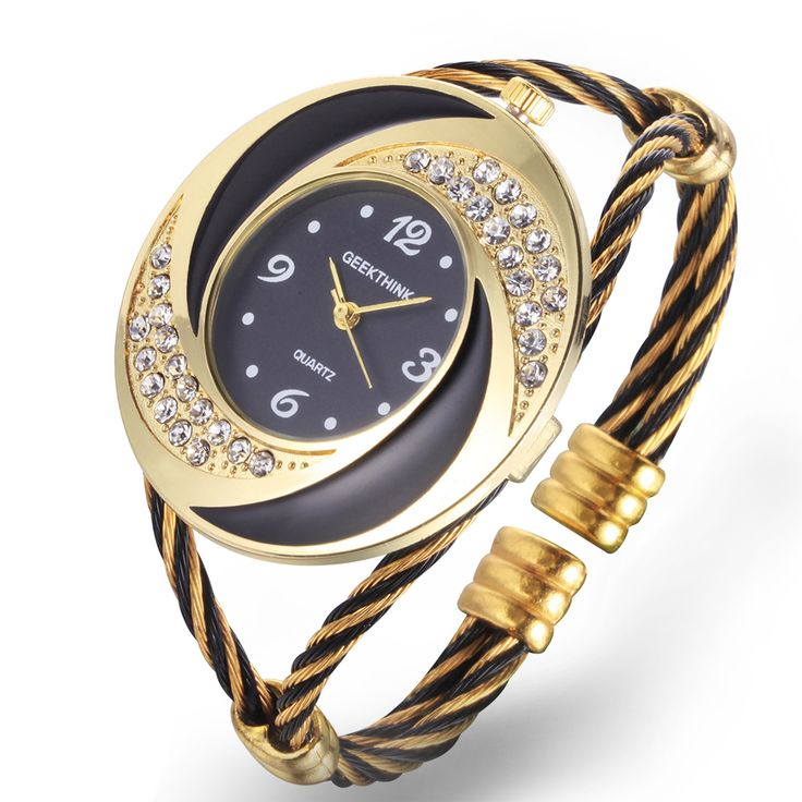 Quartz Watch Woman - Design Metal Weave //Price: $14.98 & FREE Shipping //     #jewels   Quartz Watch Woman - Design Metal Weave