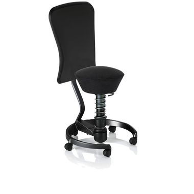 Chaise de bureau ergonomique - Swopper WORK SWOPWK10TEMSB10