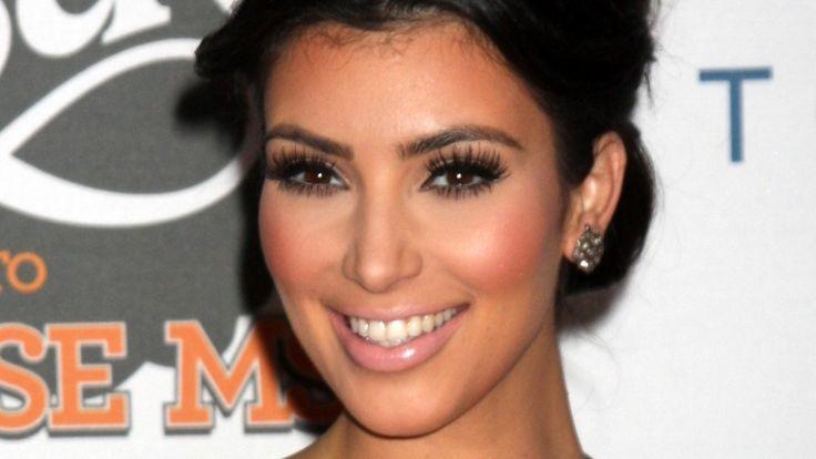 The changing looks of Kim Kardashian. Botox babe
