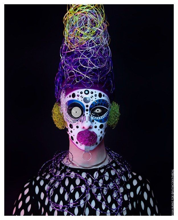 OH MOTHER. | This Man's Insane Makeup Art Will Straight Up Mesmerize You