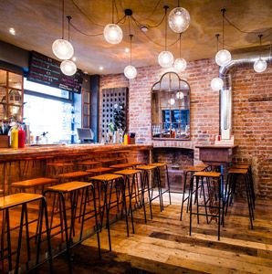 An eating tour of London—from Soho to Shoreditch, Bermondsey to Brixton—reveals the best restaura...